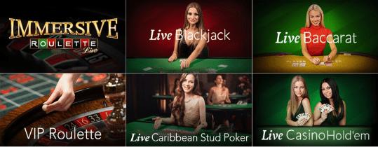 Casino X ライブカジノ